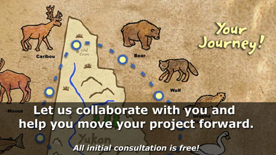 let us collaborate with you